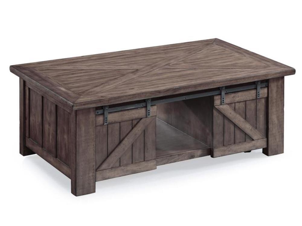Magnussen Home - Rectangular Lift-Top Cocktail Table