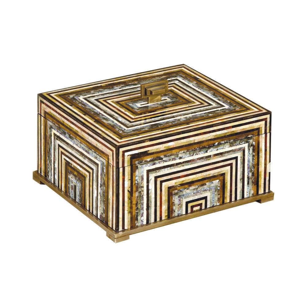 Maitland-Smith - Pinstripe Box