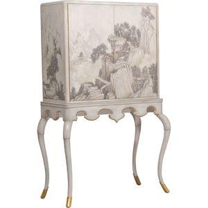 Thumbnail of Maitland-Smith - Lacca Veneziana Bar Cabinet