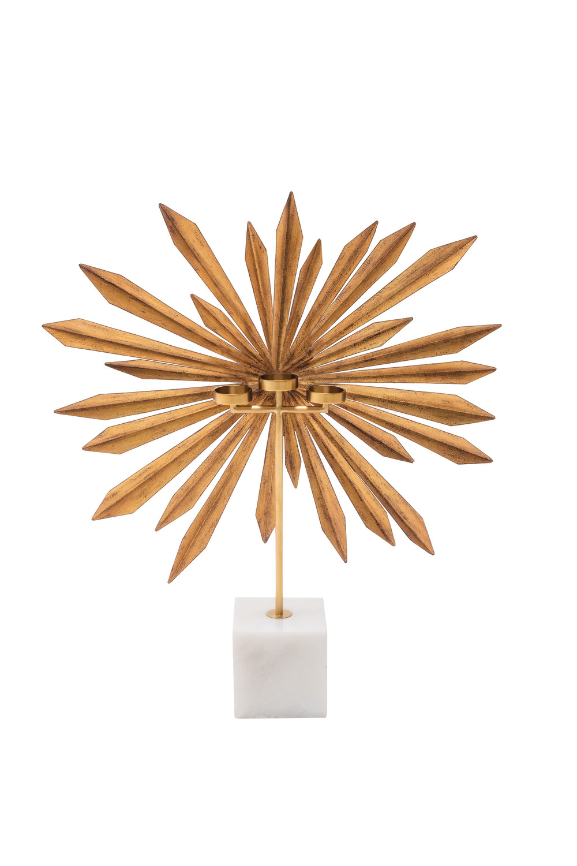 Maitland-Smith - Votive Sun Candleholder
