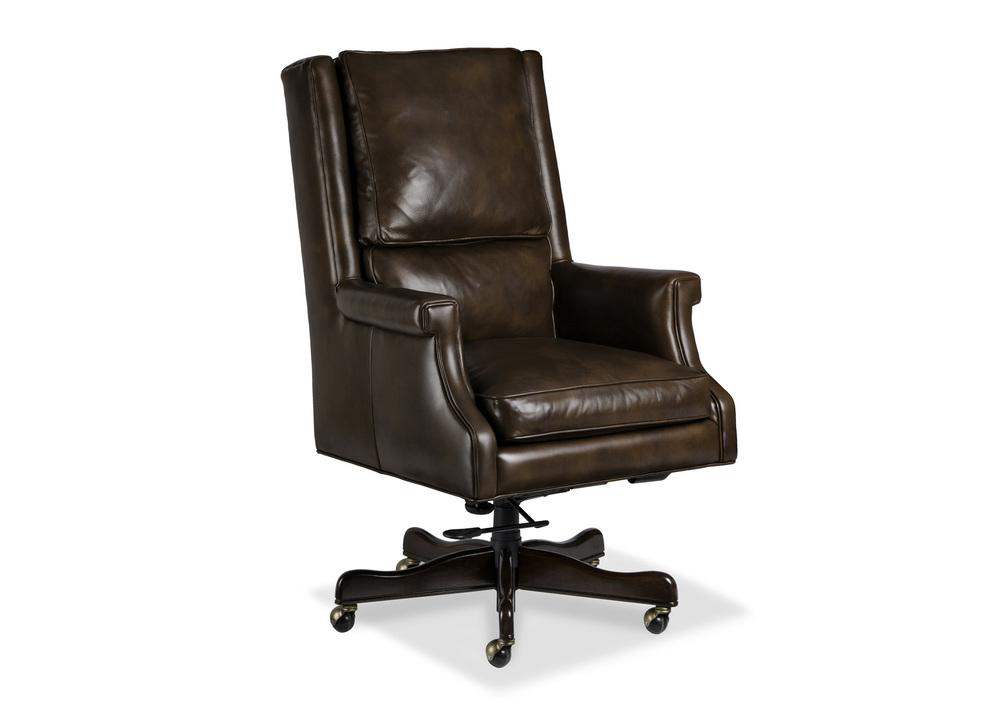Maitland-Smith - Murphy Swivel Tilt Desk Chair