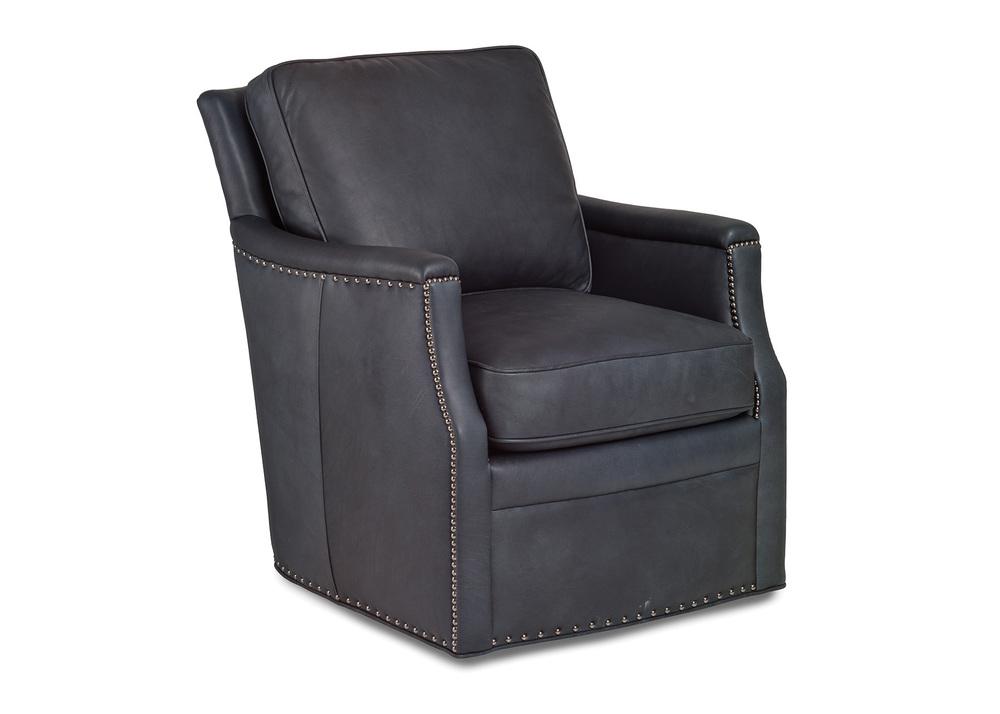 Maitland-Smith - Thompson Swivel Chair