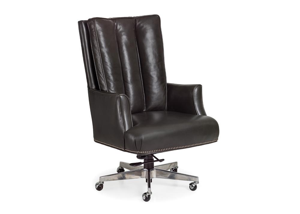 Maitland-Smith - Sammy Swivel Tilt Desk Chair