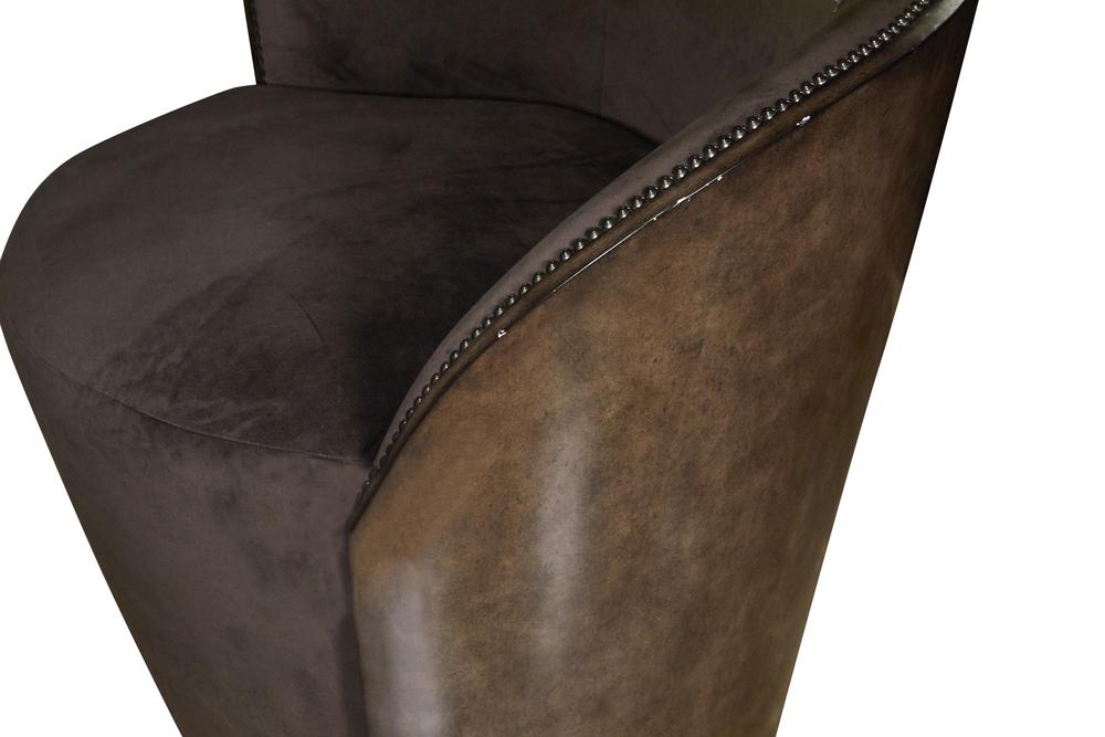 Marge Carson - St.Moritz Swivel Chair