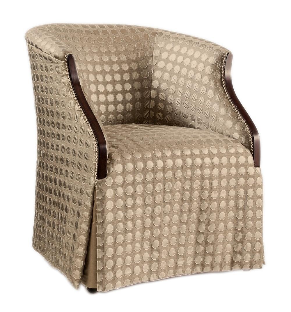 Marge Carson - Brooklyn Game Chair
