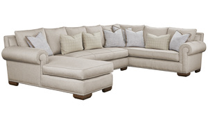 Thumbnail of Marge Carson - Bentley Sectional with Chaise
