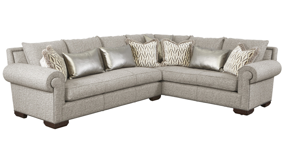 Marge Carson - Bentley Short Sectional