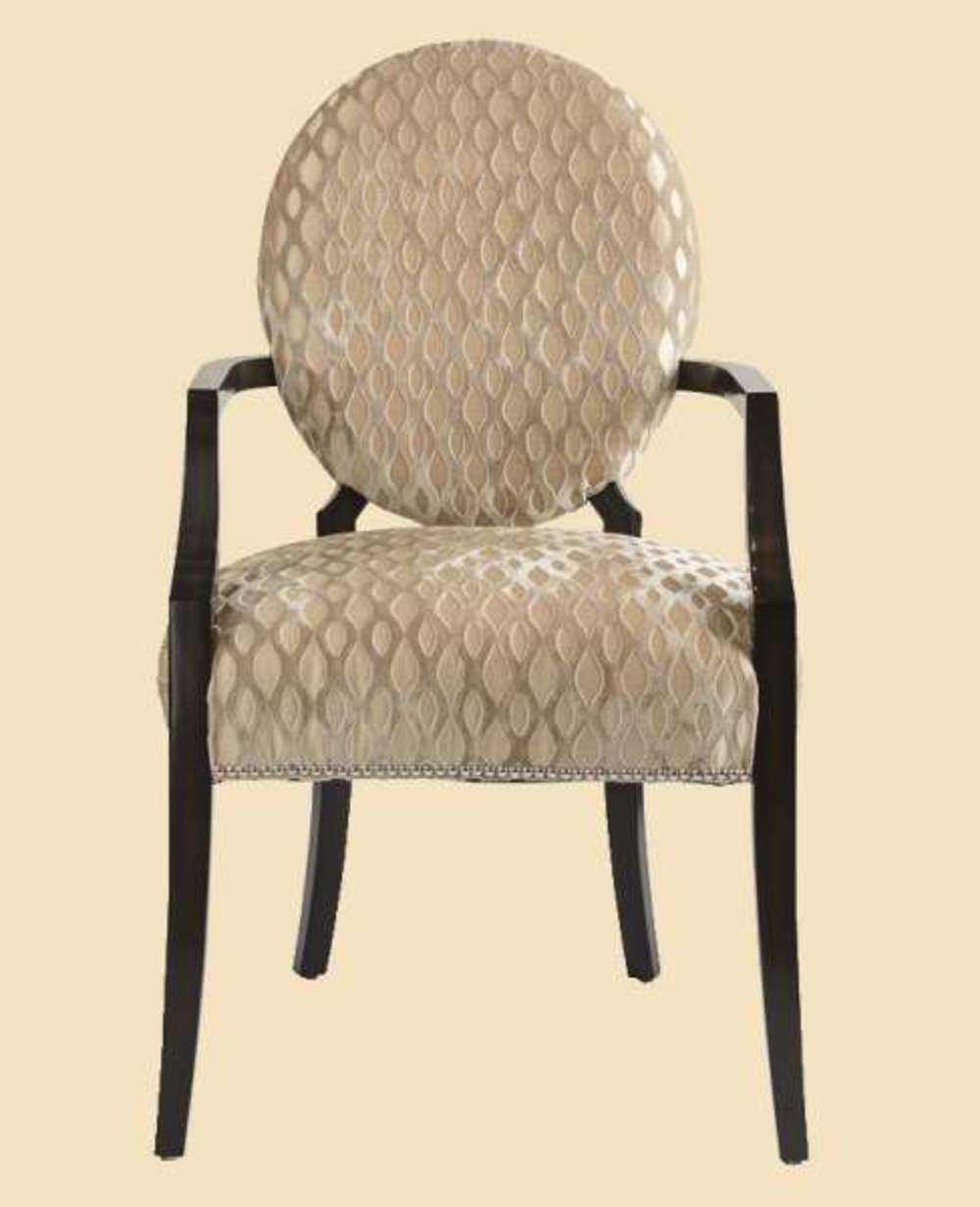 Marge Carson - Century City Arm Chair