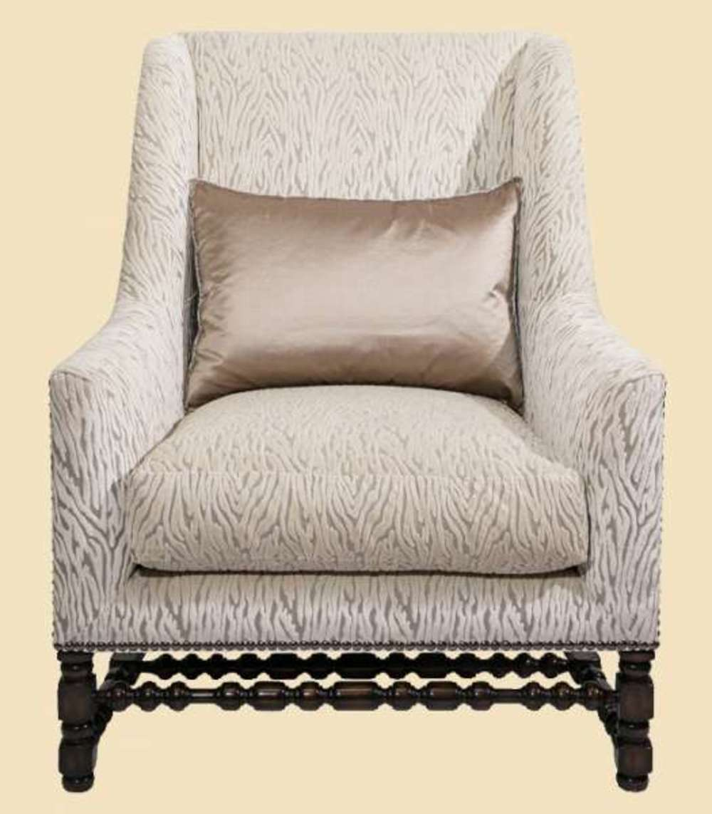 Marge Carson - Gibson Lounge Chair