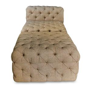 Thumbnail of Marge Carson - Manhattan Armless Chair and Ottoman