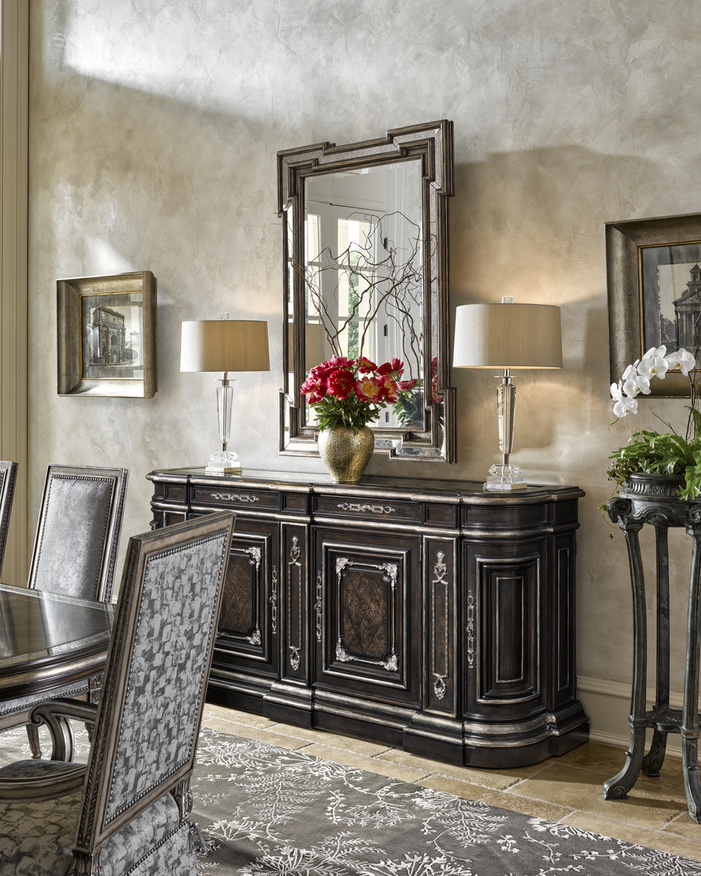 Marge Carson - Grand Traditions Credenza