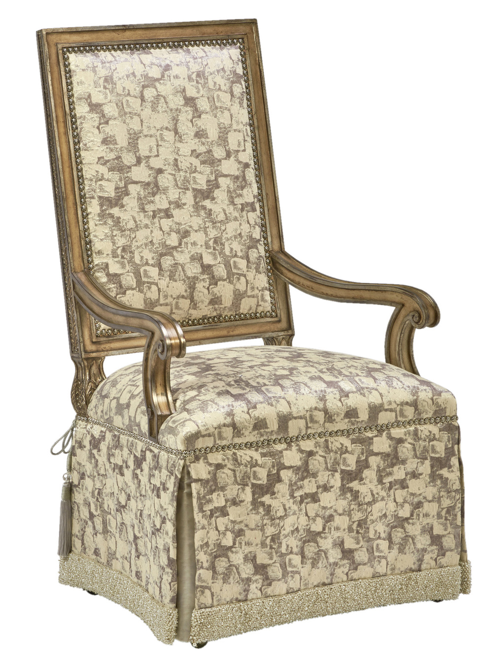 Marge Carson - Grand Traditions Arm Chair