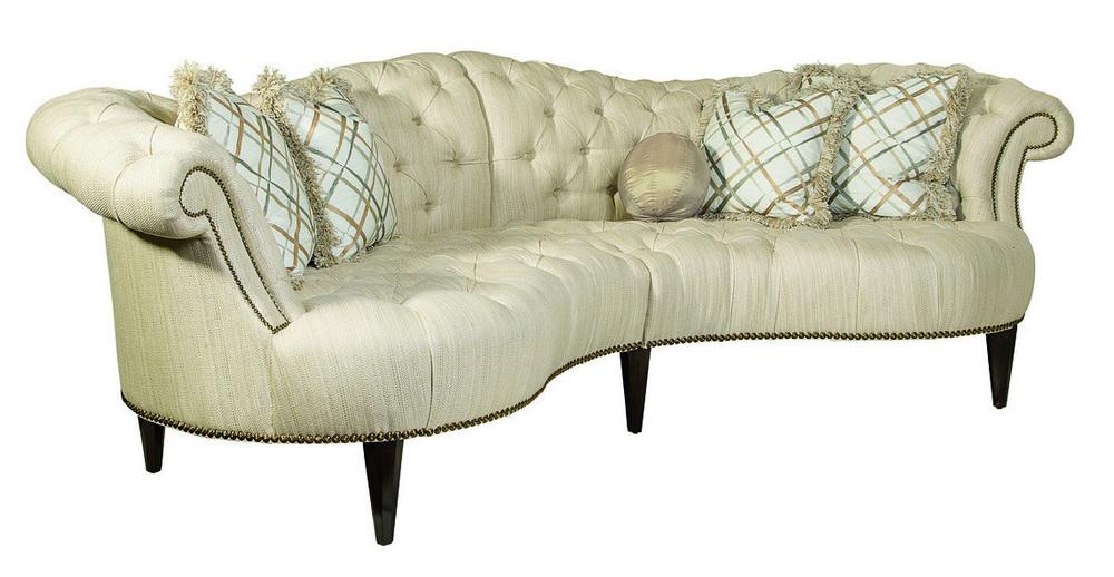 Marge Carson - Ingrid Two Piece Sofa
