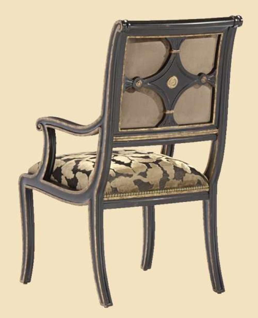 Marge Carson - Ionia Arm Chair