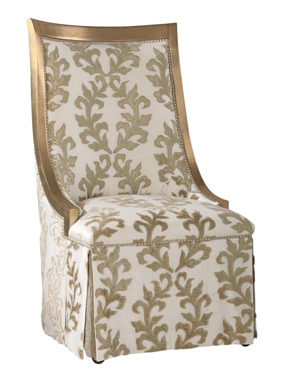 Marge Carson - Jolie Side Chair
