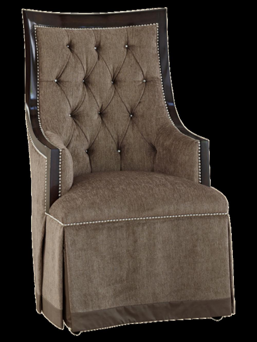 Marge Carson - Jolie Arm Chair