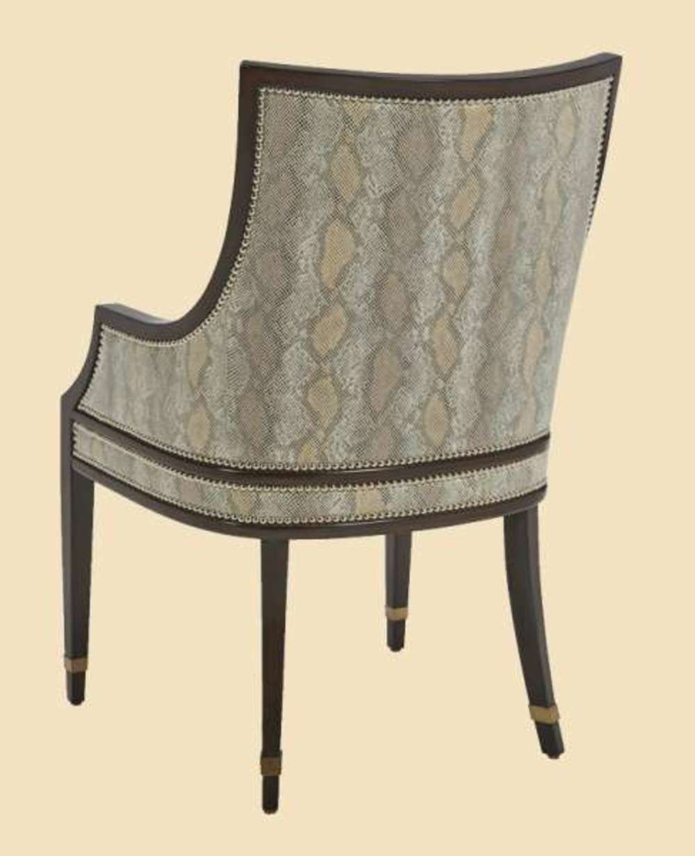 Marge Carson - Lake Shore Drive Arm Chair