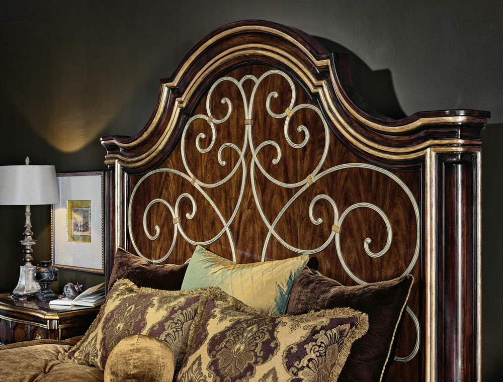 Marge Carson - Majorca Panel Bed