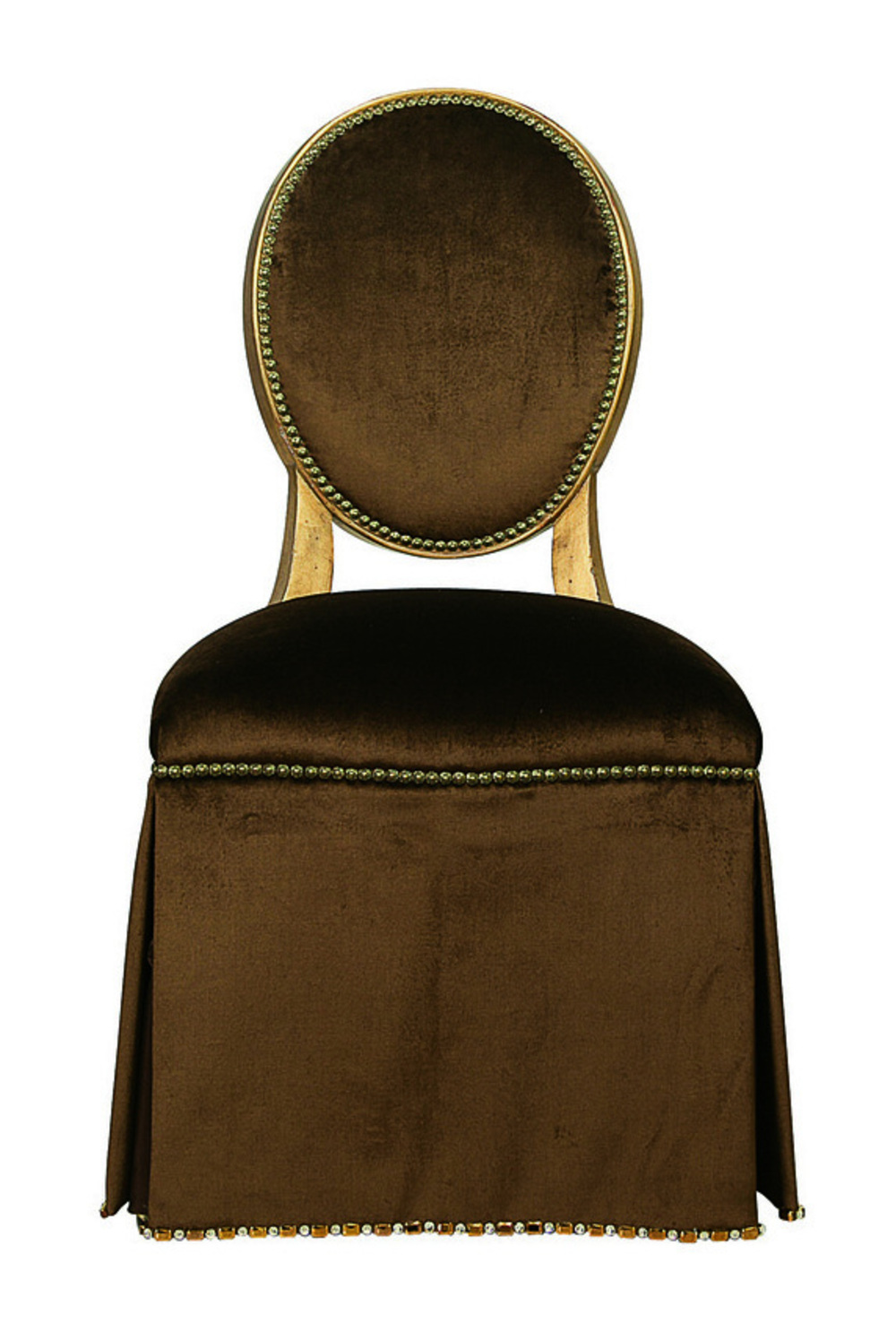 Marge Carson - Mirelle Vanity Chair