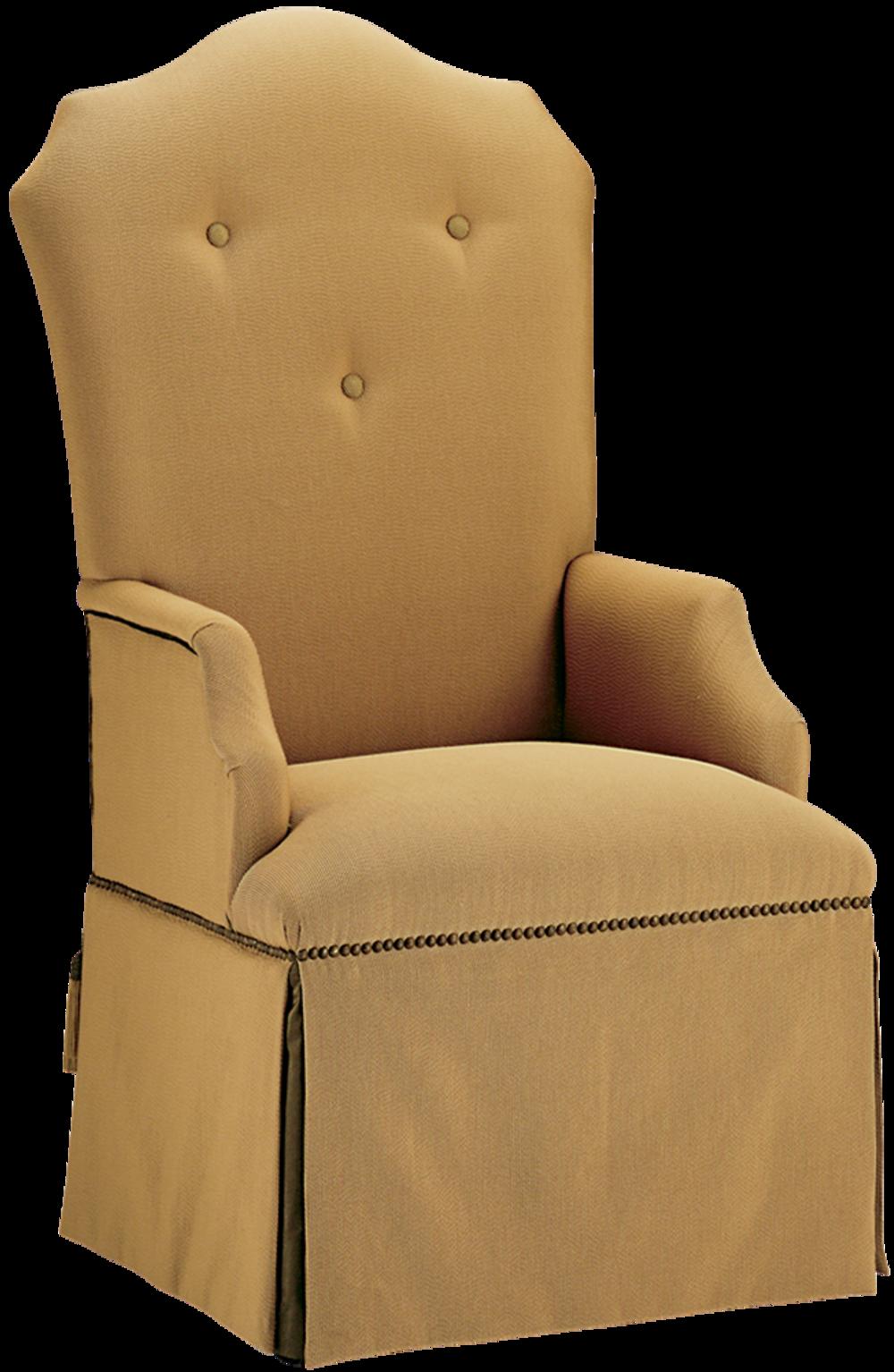 Marge Carson - Opera Arm Chair