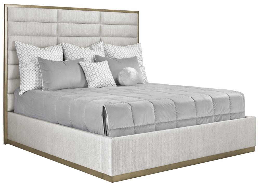 Marge Carson - Palo Alto Contemporary Bed