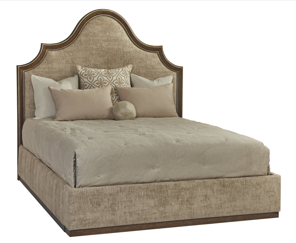 Marge Carson - Palo Alto Traditional Bed