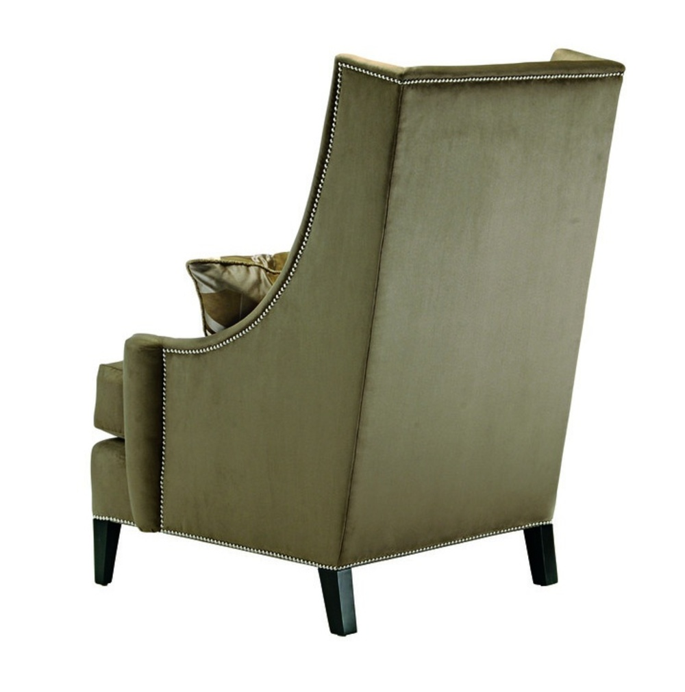 Marge Carson - Parker Lounge Chair