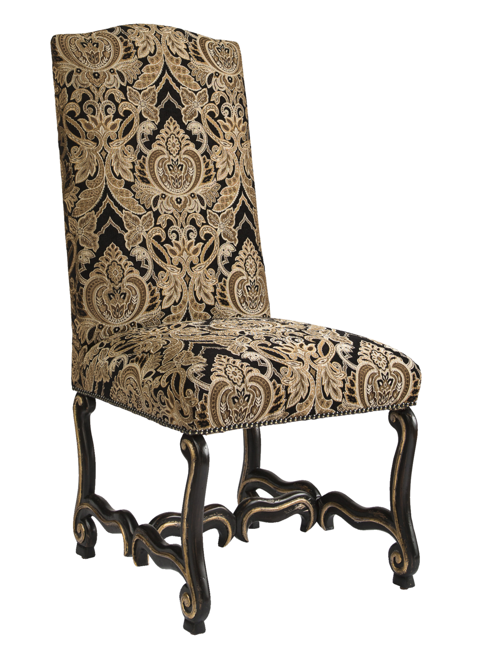 Marge Carson - San Marino Side Chair