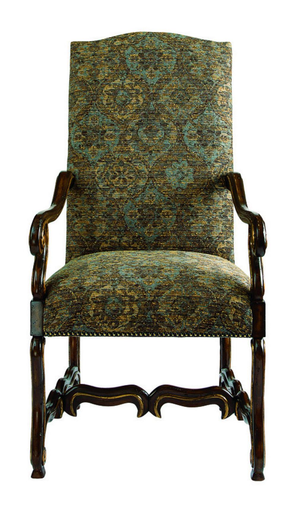Marge Carson - San Marino Arm Chair