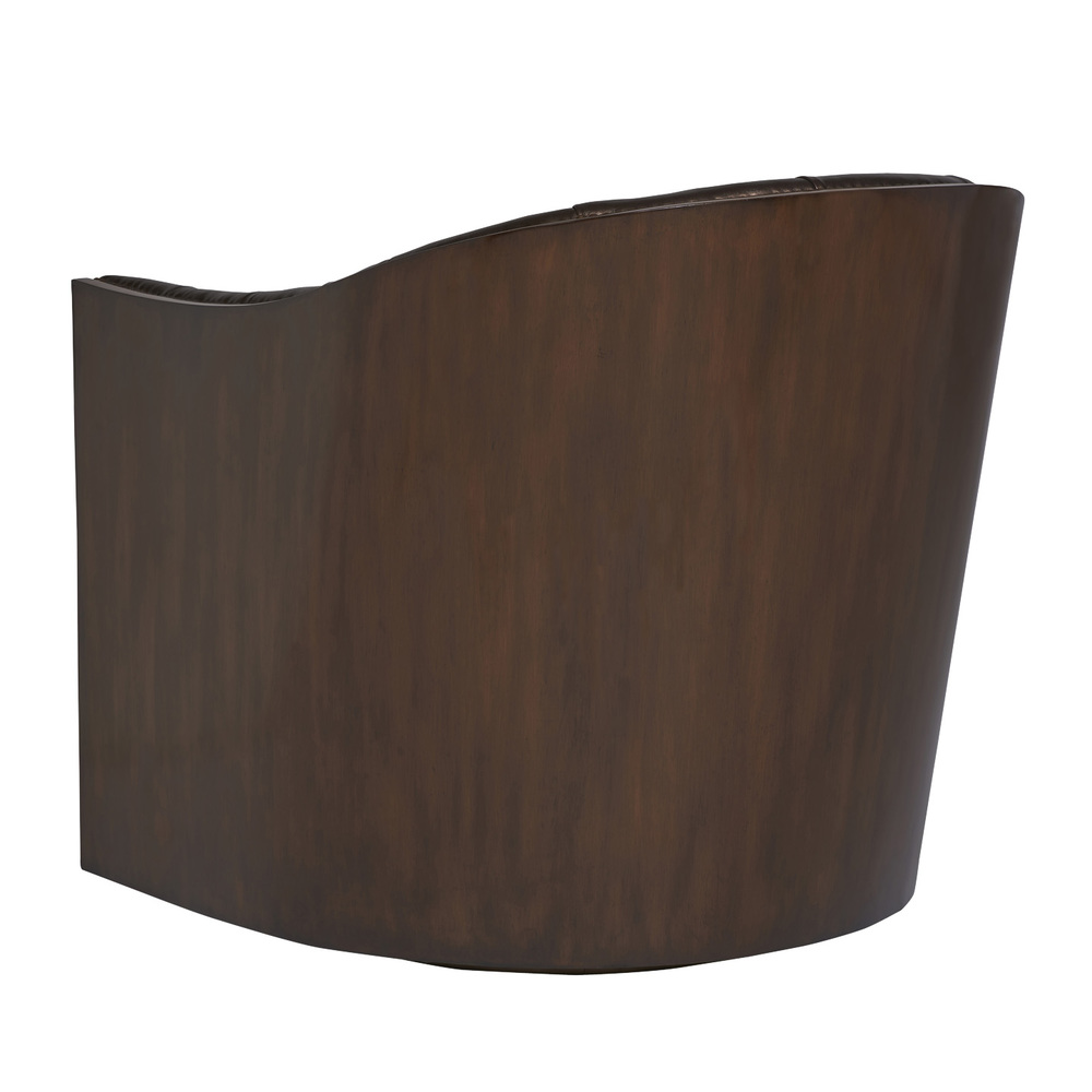 Marge Carson - Soho Chair, Wood Back
