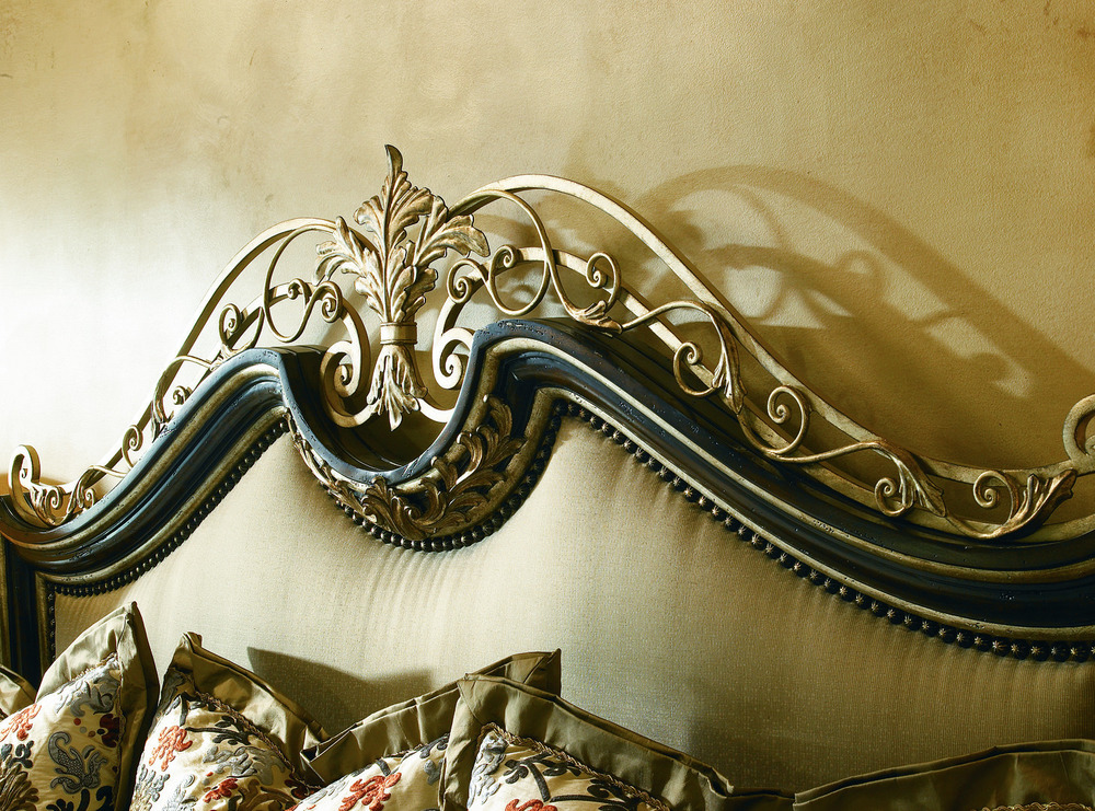 Marge Carson - Trianon Court Panel Bed