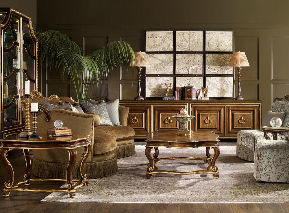 Marge Carson - Versailles Sofa