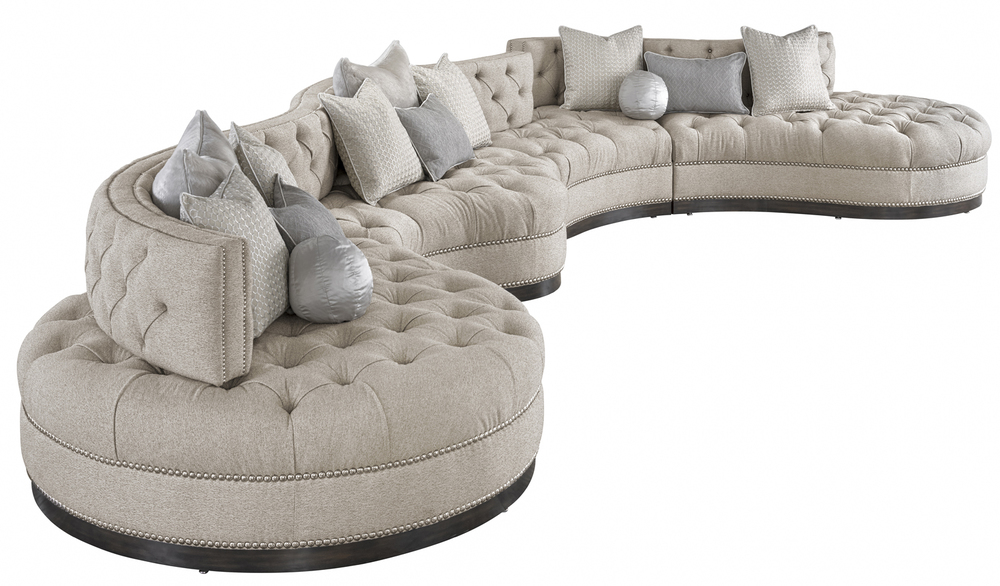 Marge Carson - Zen Sectional