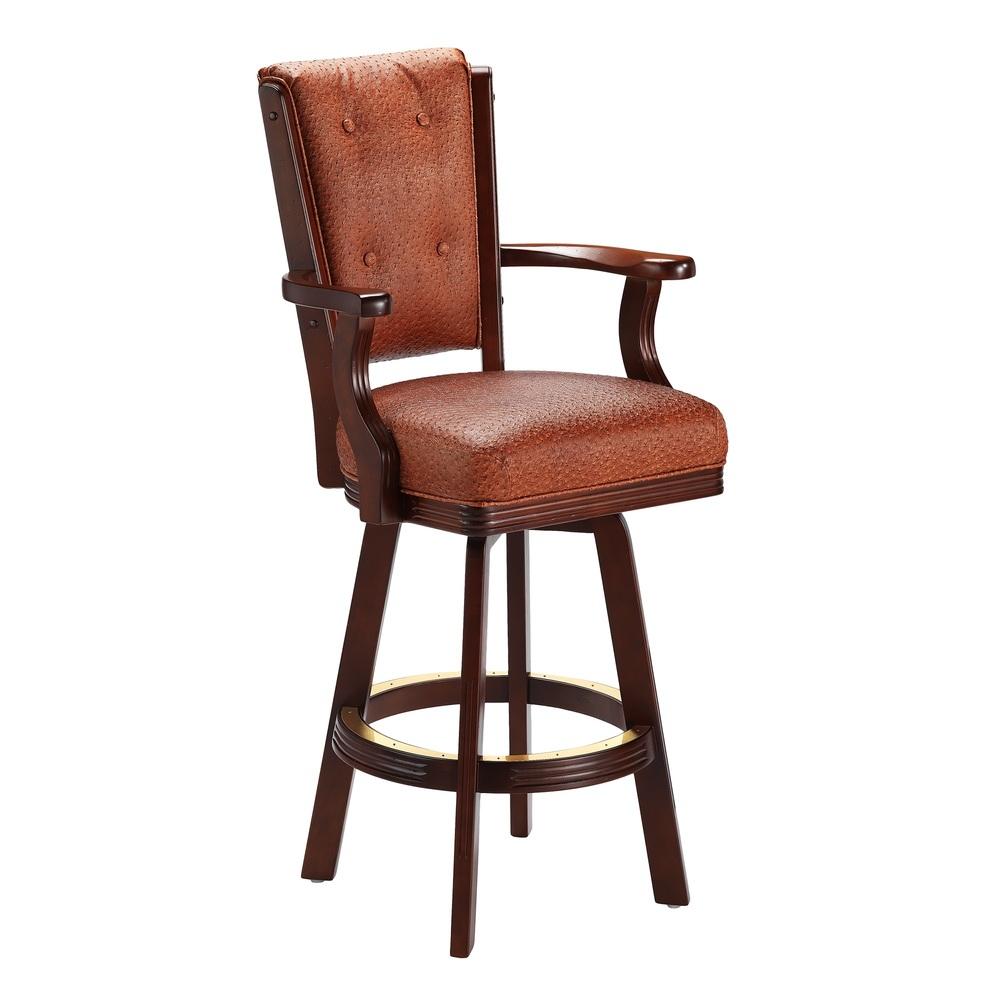 Darafeev - High Back Bar Stool