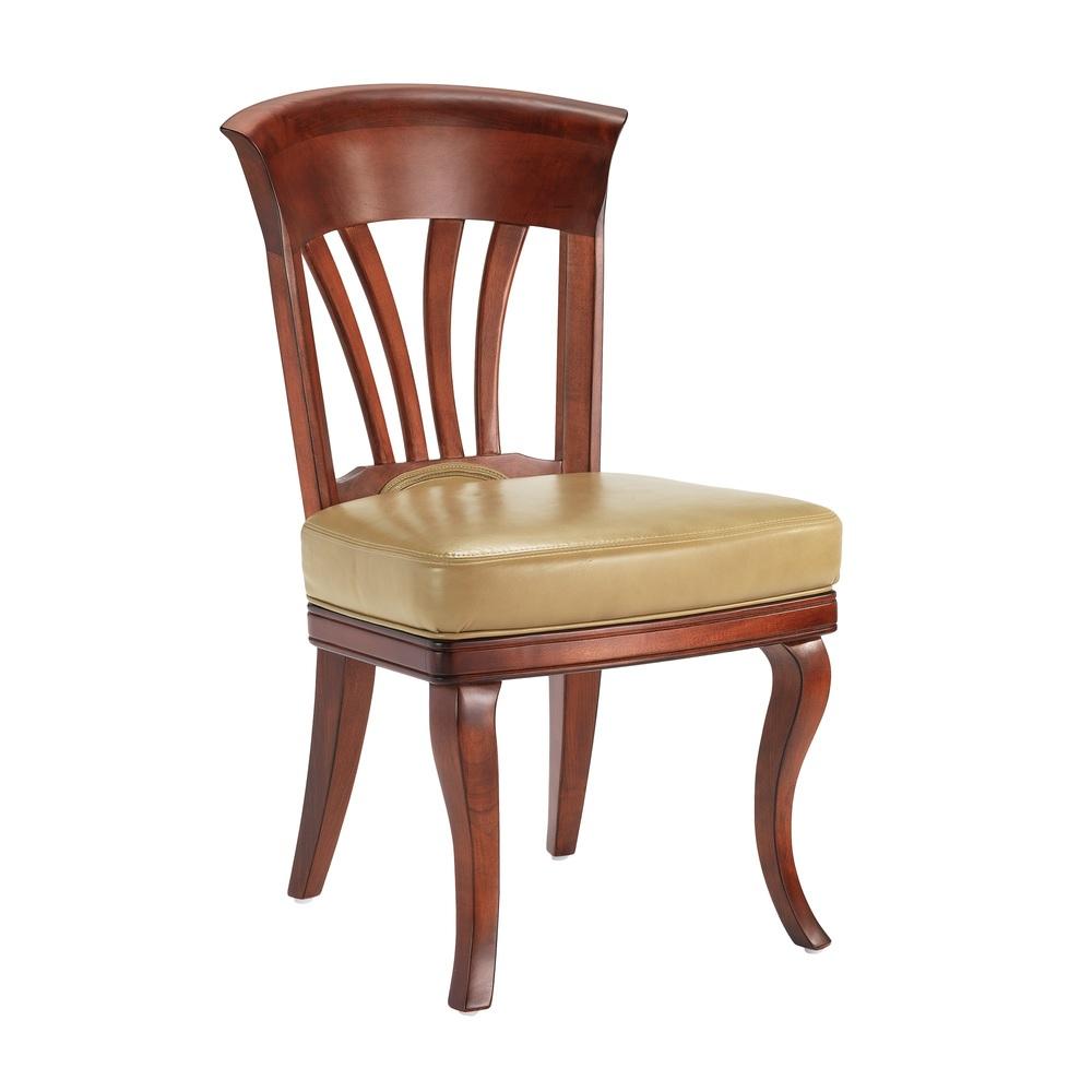 MIKHAIL DARAFEEV, INC - Flexback Dining Chair