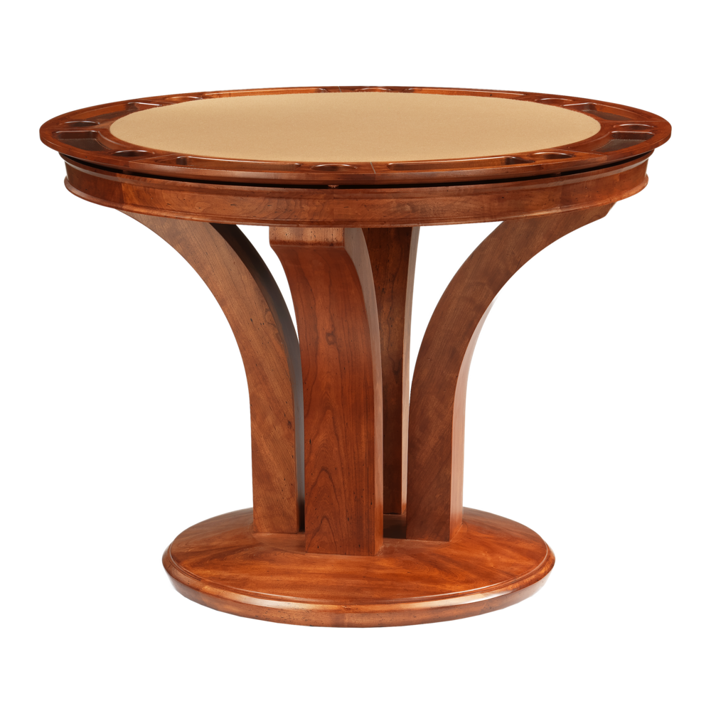 Darafeev - Round Poker Gathering Table