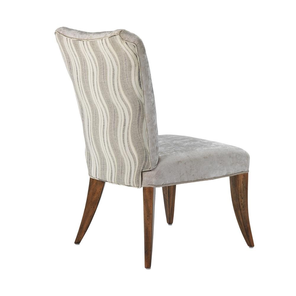 Darafeev - Armless Flexback Dining Chair