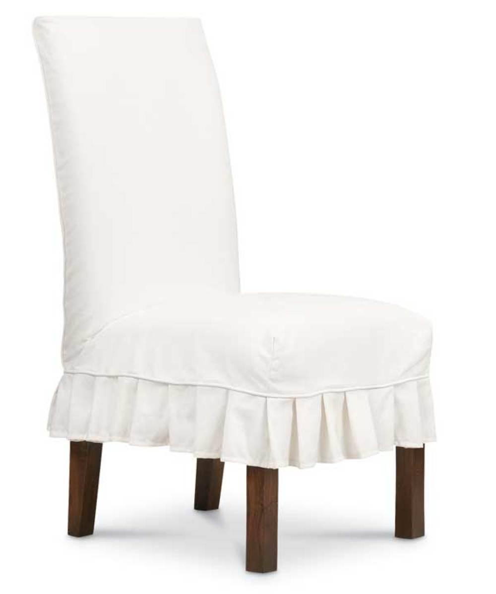 MICHAEL THOMAS FURNITURE - Armless Dining Chair