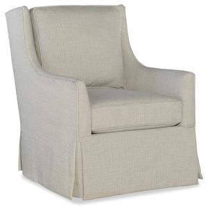 Thumbnail of Sam Moore - Hand over Heart Swivel Chair