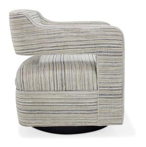 Thumbnail of Sam Moore - Maleko Swivel Chair, Metal Base