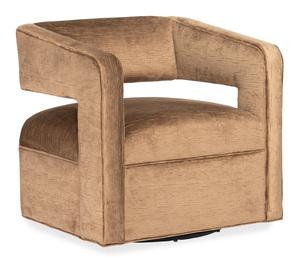 Thumbnail of Sam Moore - Makani Swivel Chair, Metal Base