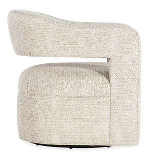 Thumbnail of Sam Moore - Moani Swivel Chair, Metal Base