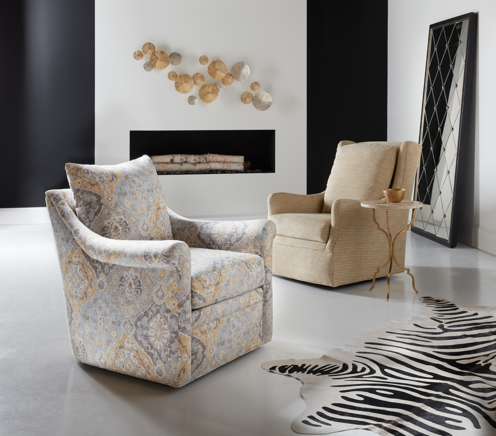 Sam Moore - Amari Swivel Chair