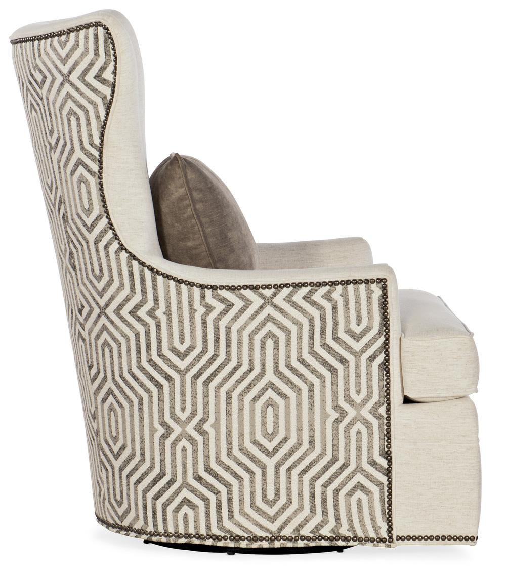 Sam Moore - Beck Swivel Chair