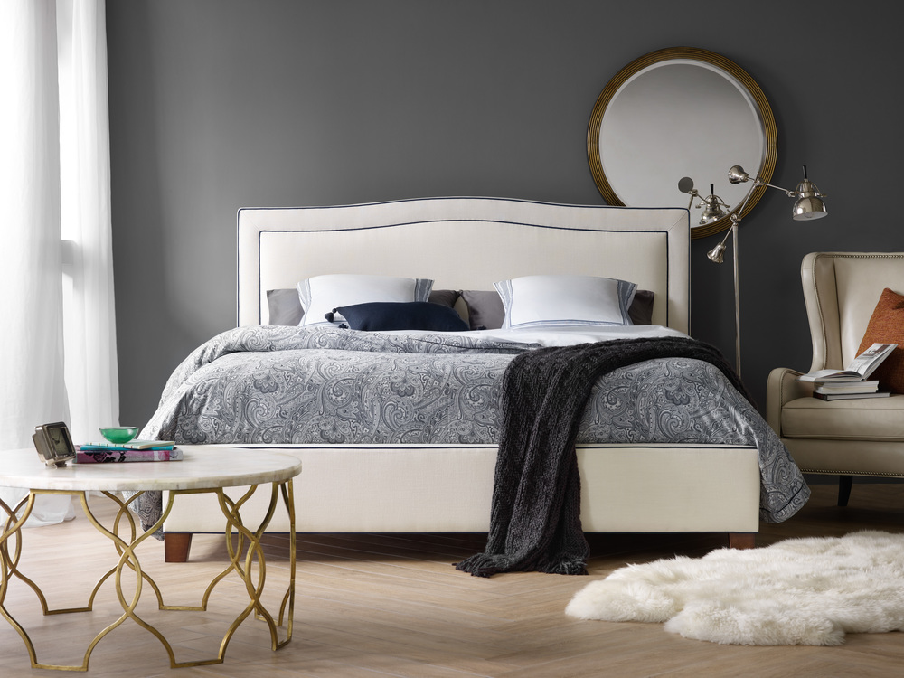 Sam Moore - Willow Queen Upholstered Bed