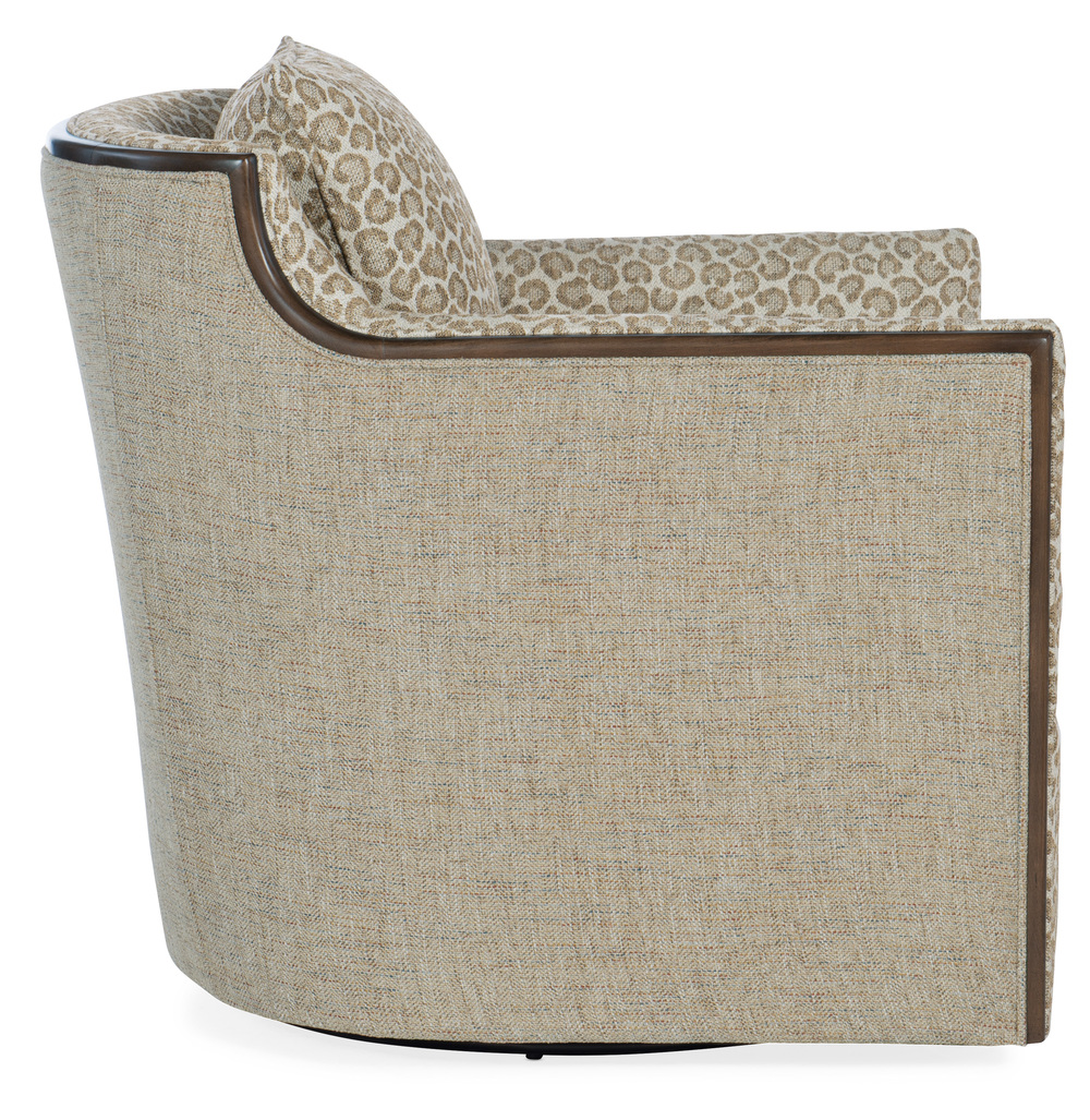 Sam Moore - Oakley Swivel Chair