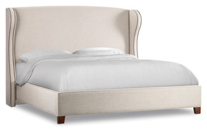 Thumbnail of Sam Moore - Heron Queen Upholstered Bed