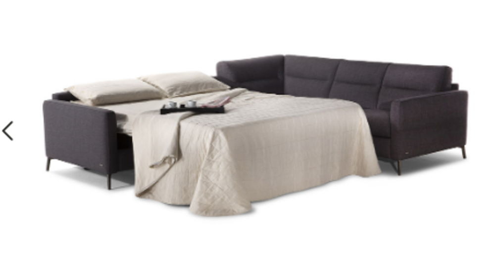 Natuzzi Editions - Fascino Sleeper Sectional