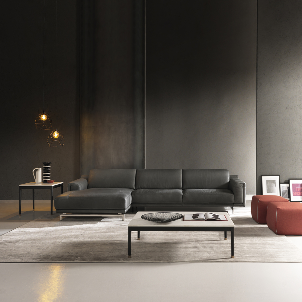 Natuzzi Editions - Entusiasmo Sectional