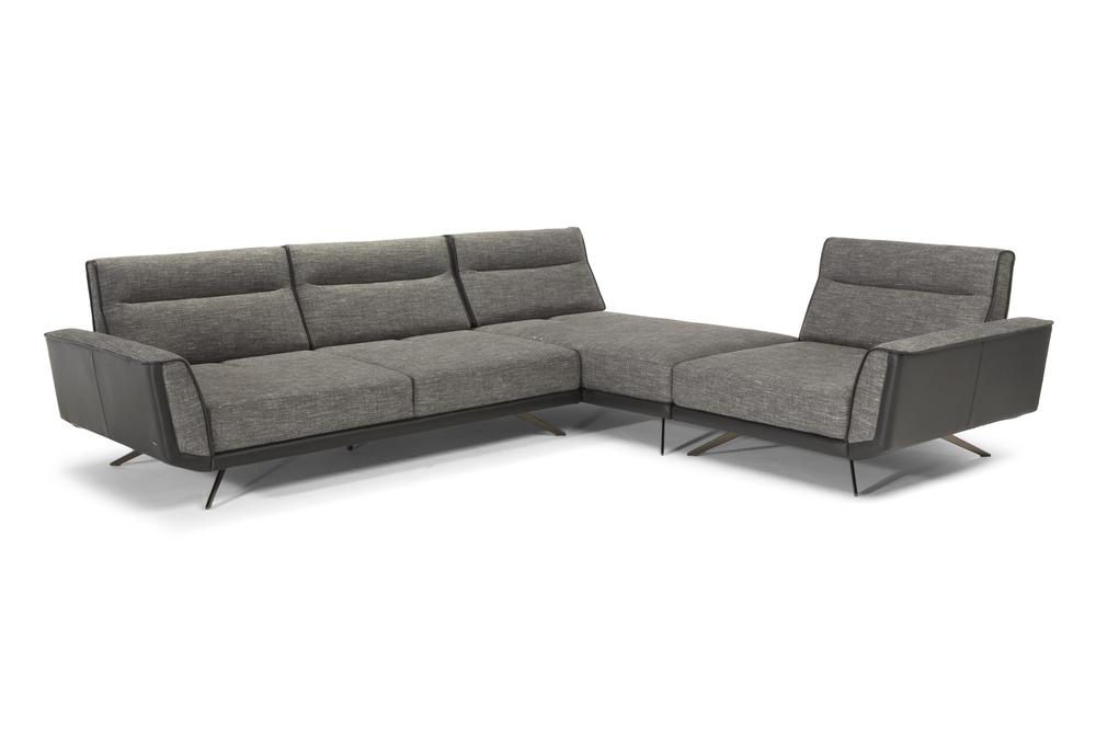 Natuzzi Editions - Sublime Sectional